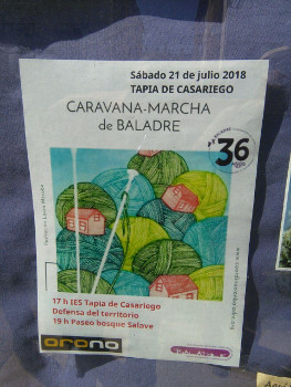 Caravana Marcha día 4
