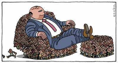 Capitalismo es barbarie