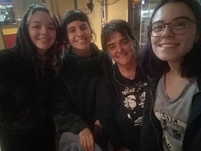 23ª Crónica. Última parada: Montevideo