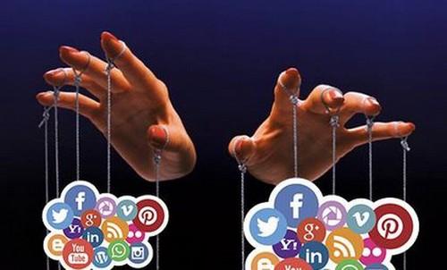 Redes sociales digitales, un gran negocio y una gran manipulación