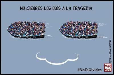 ¿Personas refugiadas o repudiadas?