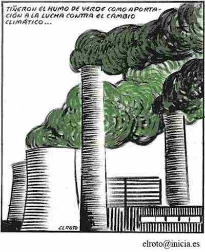 Salvemos la Tierra cambiemos el sistema